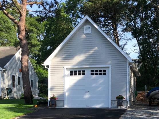 detached garage builder rye nh