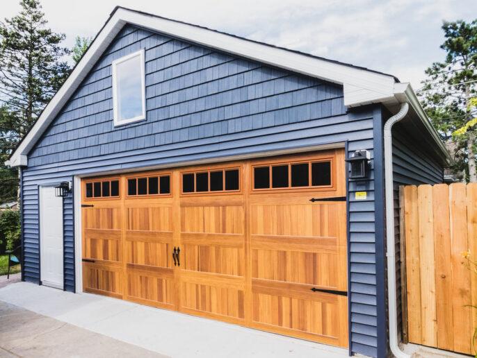 detached garage contractor rye nh
